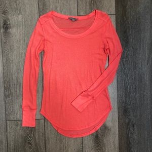 Rubbish long sleeved top